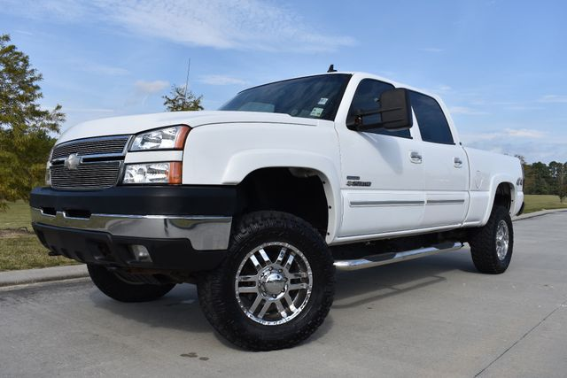 2006 Chevrolet Silverado 2500HD LT3 Walker, Louisiana 4