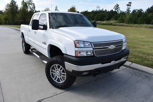 2006 Chevrolet Silverado 2500HD LT3 Walker, Louisiana 1