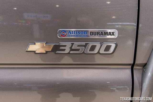 2006 Chevrolet Silverado 3500 DRW LT3 4x4 in Addison Texas, 75001