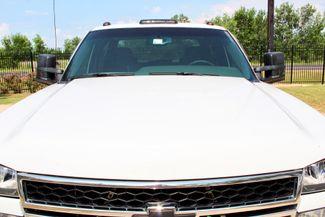 2006 Chevrolet Silverado 3500 DRW LT Crew Cab 4X4 6.6L Duramax Diesel Allison Auto Sealy, Texas 14