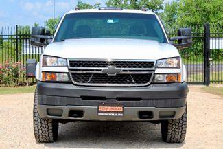 2006 Chevrolet Silverado 3500 DRW LT Crew Cab 4X4 6.6L Duramax Diesel Allison Auto Sealy, Texas 3