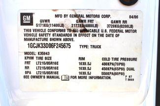 2006 Chevrolet Silverado 3500 DRW LT Crew Cab 4X4 6.6L Duramax Diesel Allison Auto Sealy, Texas 62