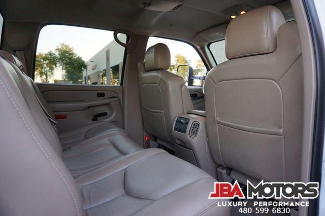 2006 Chevrolet Silverado 3500 SRW LT3 LBZ Duramax Diesel 4WD 3500HD LB 4x4 Crew in Mesa, AZ 85202