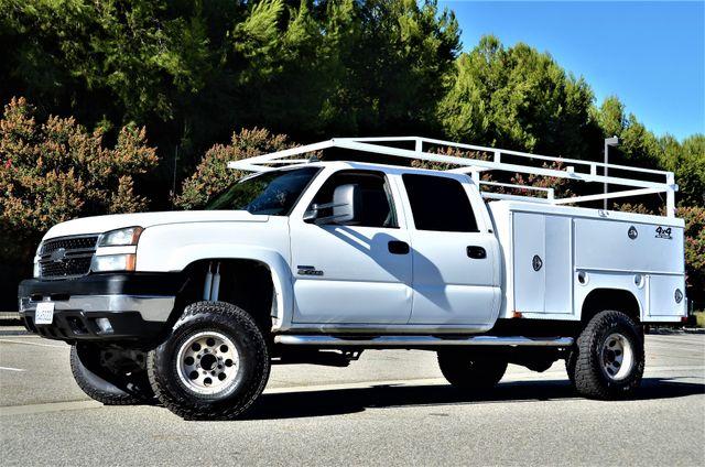 2006 Chevrolet Silverado 3500 SRW LT2 in Reseda, CA, CA 91335