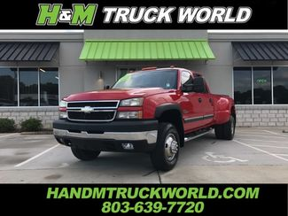 2006 Chevrolet Silverado 3500 LT 4X4 *DURAMAX DIESEL* *DUALLY* LOW MILES in Rock Hill, SC 29730