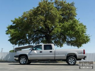 2006 Chevrolet Silverado 3500 Crew Cab LT3 6.6L Duramax Turbo Diesel 4X4 in San Antonio, Texas 78217