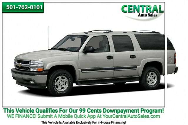 2006 Chevrolet Suburban Z71 | Hot Springs, AR | Central Auto Sales in Hot Springs AR