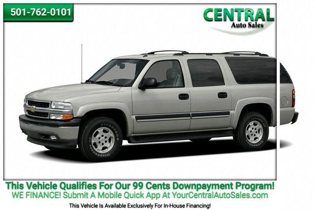 2006 Chevrolet Suburban Z71 | Hot Springs, AR | Central Auto Sales in Hot Springs AR