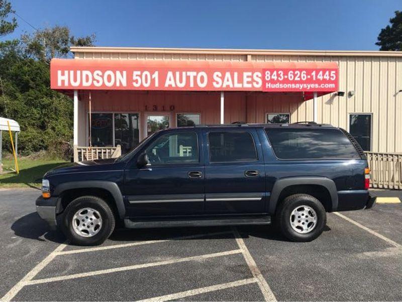 2006 Chevrolet Suburban LS | Myrtle Beach, South Carolina | Hudson Auto Sales in Myrtle Beach South Carolina