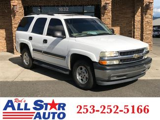 2006 Chevrolet Tahoe LS in Puyallup Washington, 98371