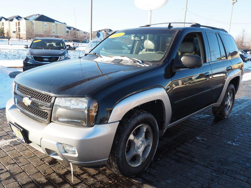 2006 Chevrolet TrailBlazer LT | Champaign, Illinois | The Auto Mall of Champaign in Champaign Illinois