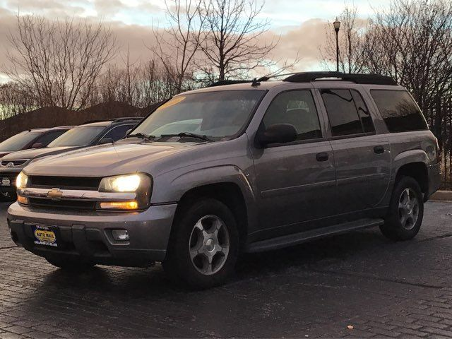 2006 Chevrolet TrailBlazer LS | Champaign, Illinois | The Auto Mall of Champaign in Champaign Illinois