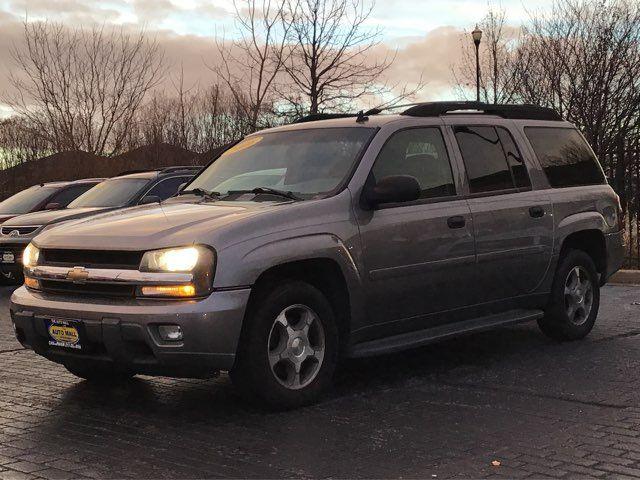 2006 Chevrolet TrailBlazer LS | Champaign, Illinois | The Auto Mall of Champaign in Champaign Illinois