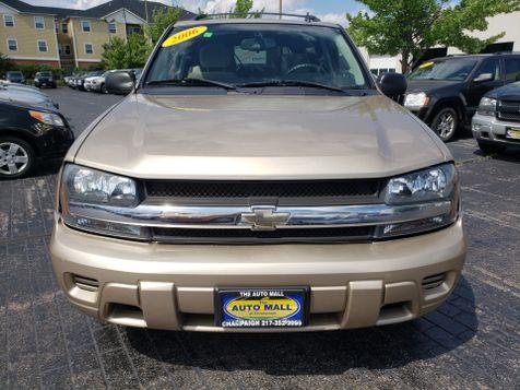 2006 Chevrolet TrailBlazer LS | Champaign, Illinois | The Auto Mall of Champaign in Champaign, Illinois