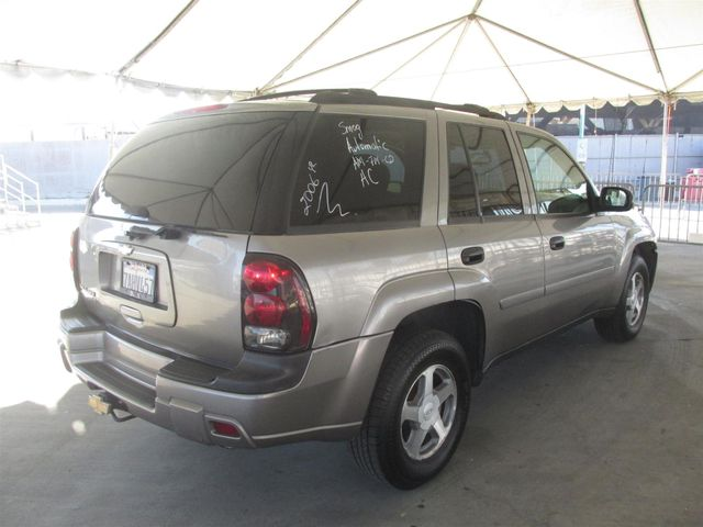 2006 Chevrolet TrailBlazer LS Gardena, California 2