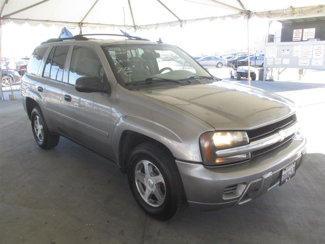 2006 Chevrolet TrailBlazer LS Gardena, California 3