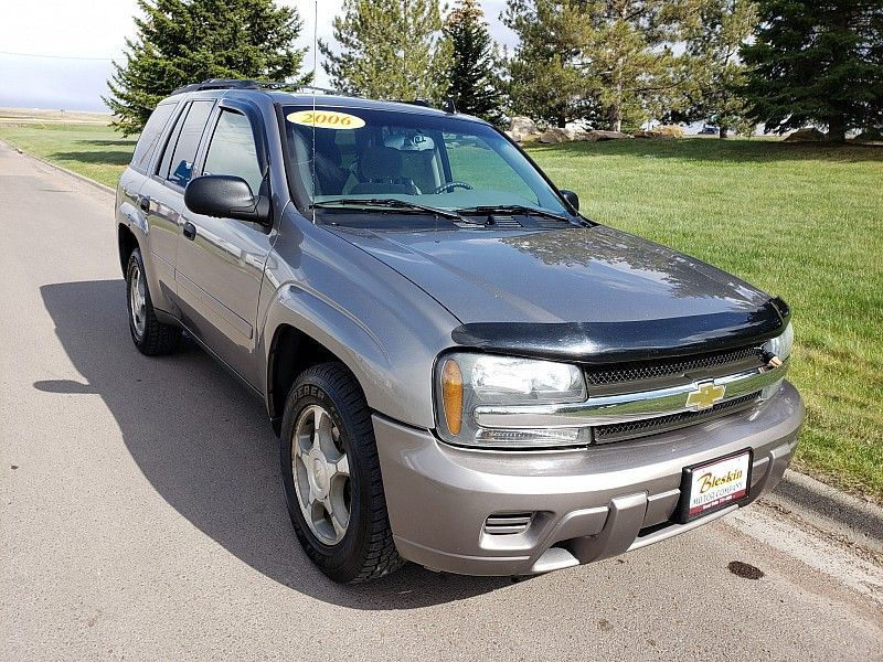 2006 Chevrolet TrailBlazer LS  city MT  Bleskin Motor Company   in Great Falls, MT