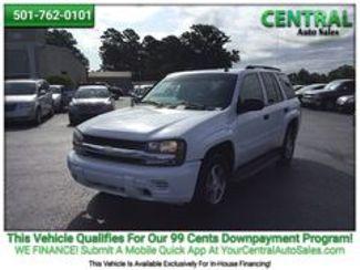 2006 Chevrolet TrailBlazer LS | Hot Springs, AR | Central Auto Sales in Hot Springs AR