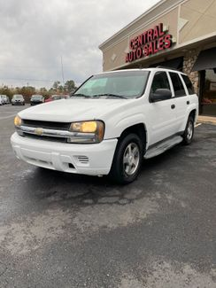 2006 Chevrolet TrailBlazer LS | Hot Springs, AR | Central Auto Sales in Hot Springs AR