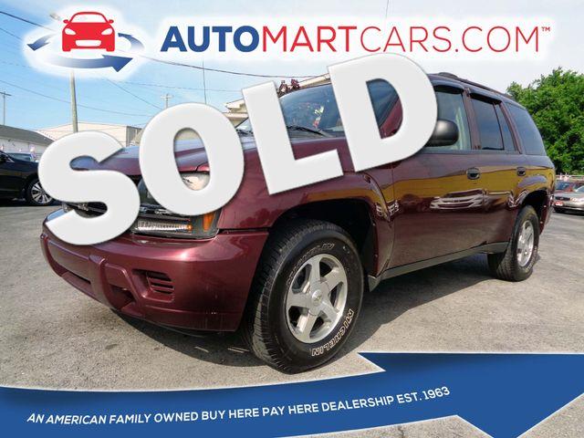 2006 Chevrolet TrailBlazer LS   Nashville, Tennessee   Auto Mart Used Cars Inc. in Nashville Tennessee