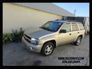 2006 Chevrolet TrailBlazer Low Miles! Clean CarFax! in New Orleans Louisiana, 70119