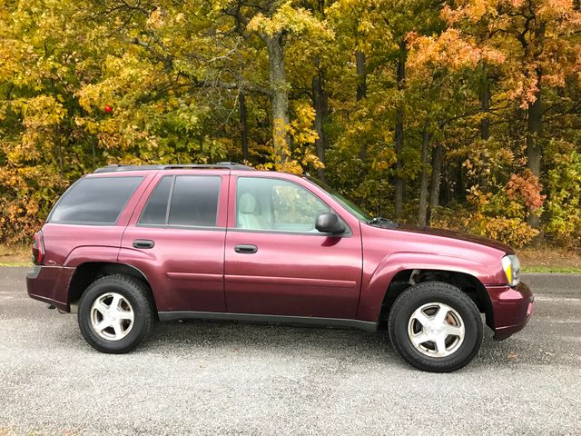 2006 Chevrolet TrailBlazer LS Ravenna, Ohio 4