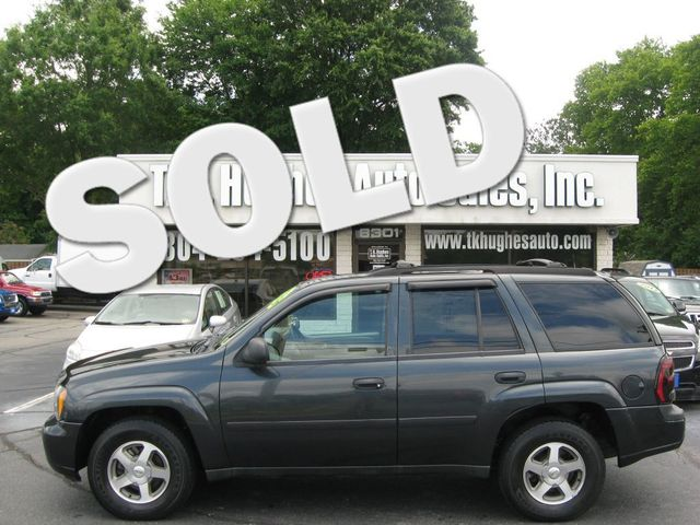 2006 Chevrolet TrailBlazer LS 4X4 Richmond, Virginia
