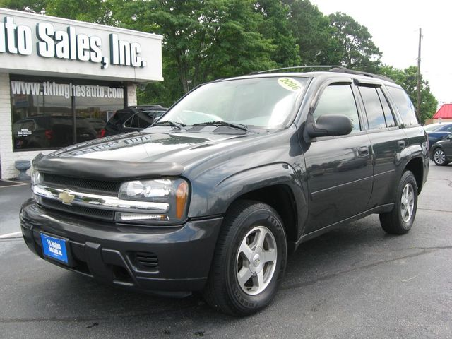 2006 Chevrolet TrailBlazer LS 4X4 Richmond, Virginia 1