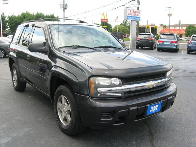 2006 Chevrolet TrailBlazer LS 4X4 Richmond, Virginia 3