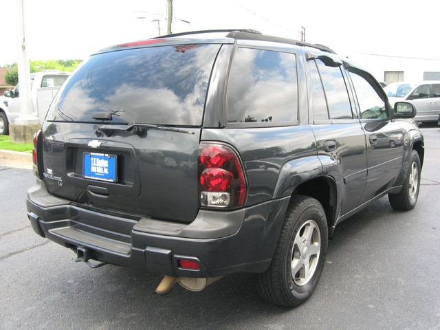 2006 Chevrolet TrailBlazer LS 4X4 Richmond, Virginia 5