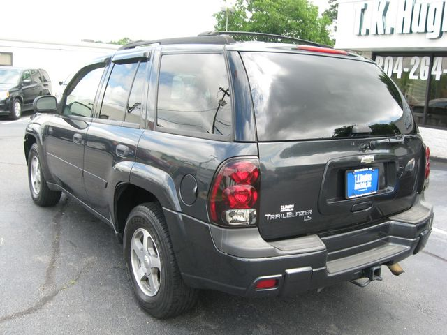 2006 Chevrolet TrailBlazer LS 4X4 Richmond, Virginia 7