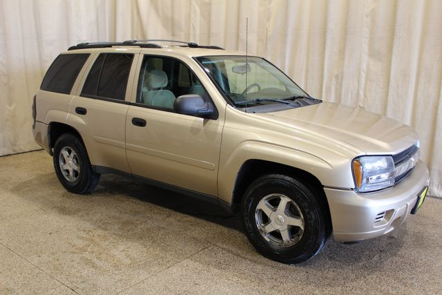 2006 Chevrolet TrailBlazer 4x4 LS