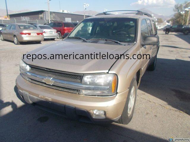 2006 Chevrolet TrailBlazer LS Salt Lake City, UT
