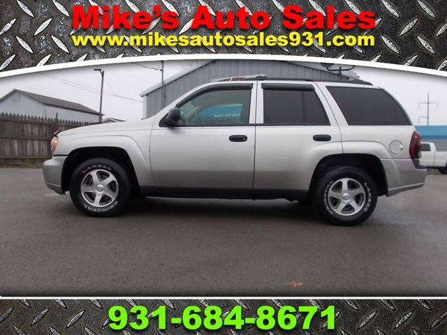 2006 Chevrolet TrailBlazer LS Shelbyville, TN