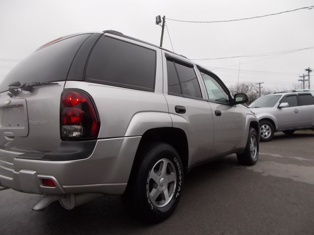 2006 Chevrolet TrailBlazer LS Shelbyville, TN 11