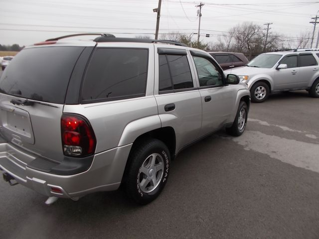 2006 Chevrolet TrailBlazer LS Shelbyville, TN 12