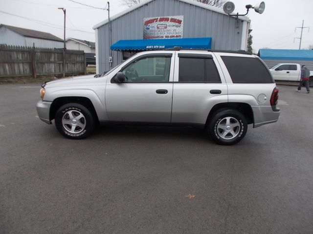 2006 Chevrolet TrailBlazer LS Shelbyville, TN 2