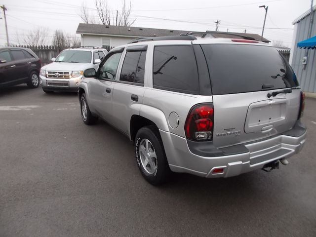 2006 Chevrolet TrailBlazer LS Shelbyville, TN 4