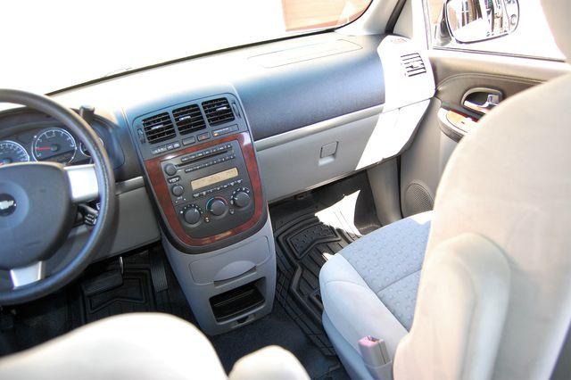 2006 Chevrolet Uplander Cargo Van Charlotte, North Carolina 20