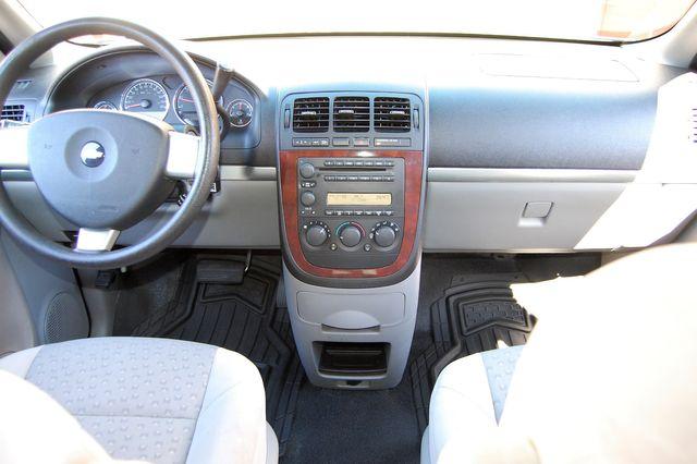 2006 Chevrolet Uplander Cargo Van Charlotte, North Carolina 21