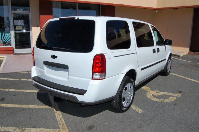2006 Chevrolet Uplander Cargo Van Charlotte, North Carolina 2