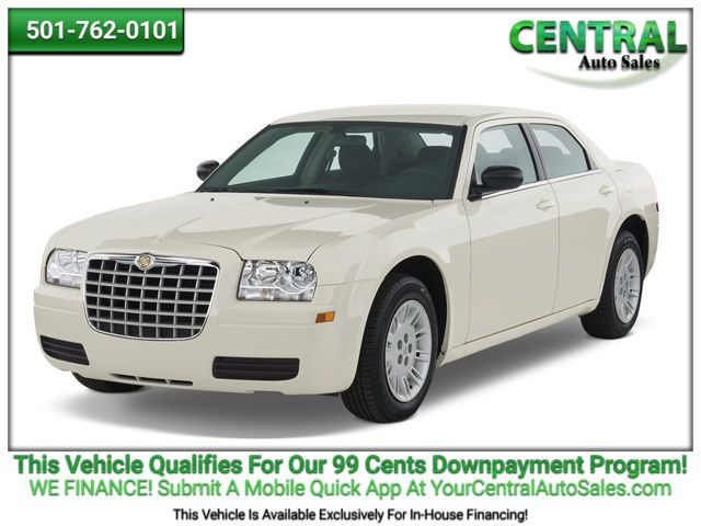 2006 Chrysler 300 C   Hot Springs, AR   Central Auto Sales in Hot Springs AR