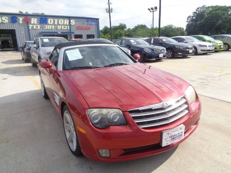 2006 Chrysler Crossfire Limited in Houston