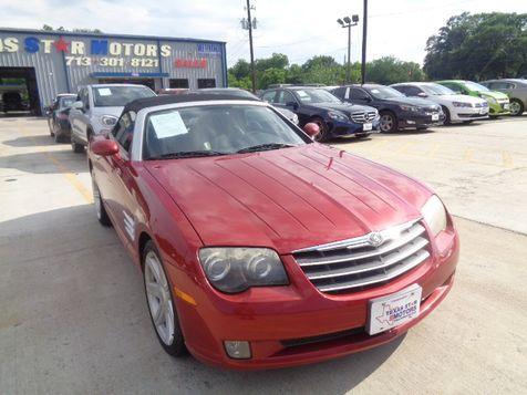 2006 Chrysler Crossfire Limited in Houston
