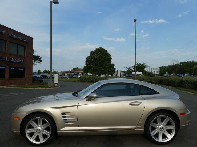 2006 Chrysler Crossfire Limited Sterling, Virginia 3