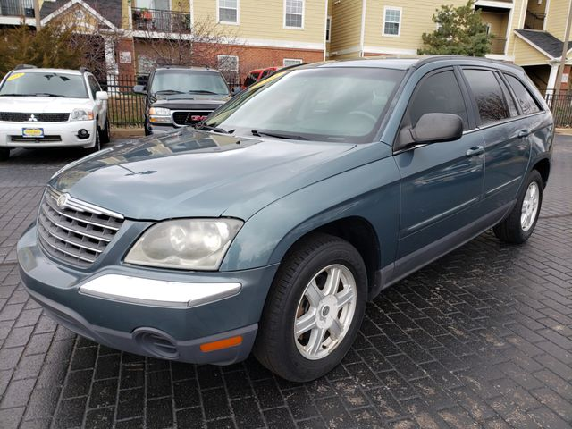 2006 Chrysler Pacifica Touring | Champaign, Illinois | The Auto Mall of Champaign in Champaign Illinois