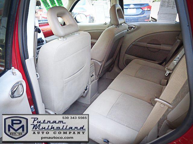 2006 Chrysler PT Cruiser Touring Chico, CA 9