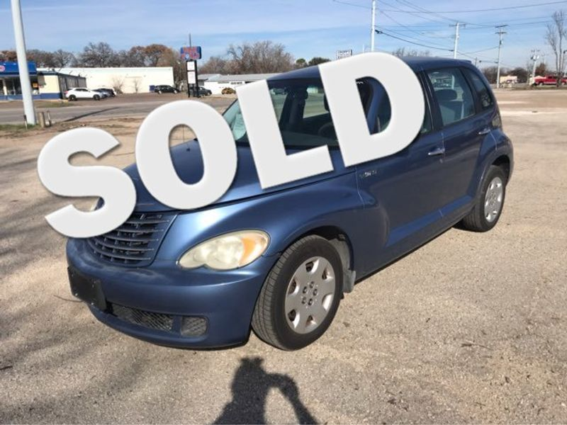 2006 Chrysler PT Cruiser 134K Excellent Condition | Ft. Worth, TX | Auto World Sales in Ft. Worth TX
