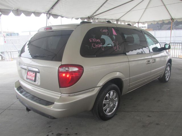 2006 Chrysler Town & Country Limited Gardena, California 2