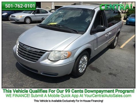 2006 Chrysler Town & Country Touring | Hot Springs, AR | Central Auto Sales in Hot Springs, AR